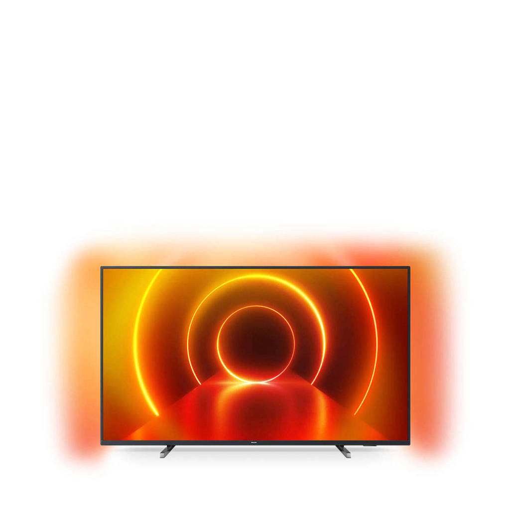 Philips 65PUS7805/12 4K Ultra HD TV, Grijs