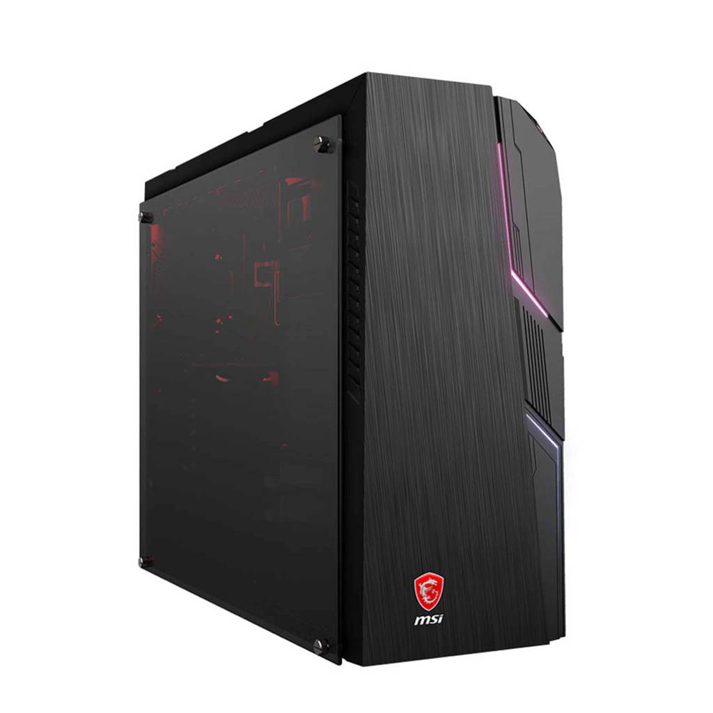 MSI MAG CODEX 5 10SD-097MYS gaming computer, Zwart