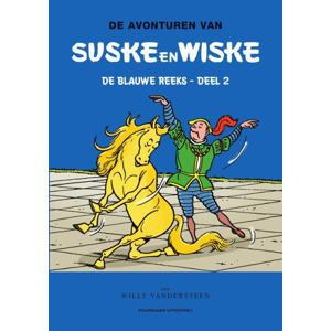 Blauwe reeks: De avonturen van Suske en Wiske - Willy Vandersteen