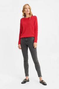 WE Fashion gebreide trui sugar rood, Sugar Coral