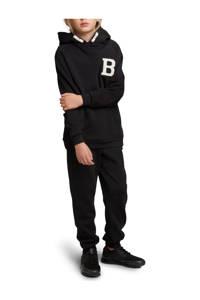 Björn Borg joggingbroek Sport met printopdruk zwart, Zwart