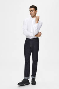 SELECTED HOMME slim fit jeans Leon dark denim, Dark denim