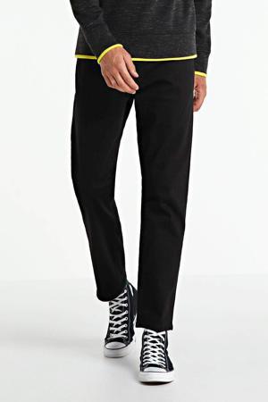 straight fit jeans Scott zwart