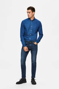 SELECTED HOMME slim fit jeans stonewashed, Stonewashed