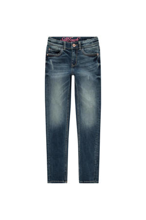 super skinny jeans Belize mid blue wash