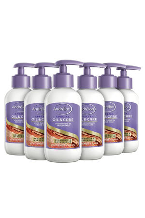 Special Oil & Care haarcrème - 6 x 200 ml