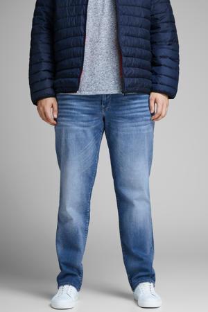 slim fit jeans JJITIM JJICON Plus Size stonewashed