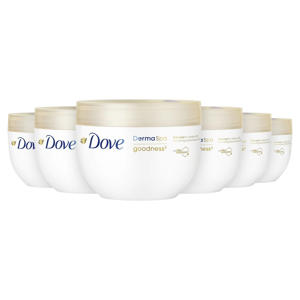 DermaSpa Goodness body crème 4 x 300 ml