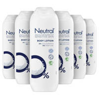 Neutral Neutral parfumvrije body lotion - 6 x 250 ml