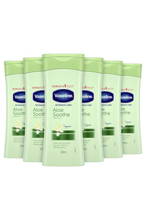 Aloe Soothe body lotion - 6 x 400 ml