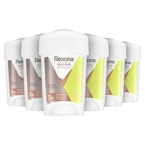Women Maximum Protection Stress Control deodorant stick - 6 x 45 ml