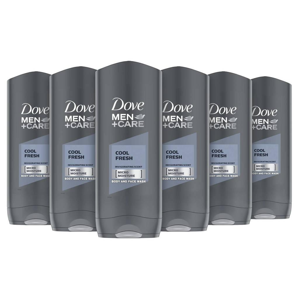 Dove Cool Fresh douchegel - 6 x 400 ml