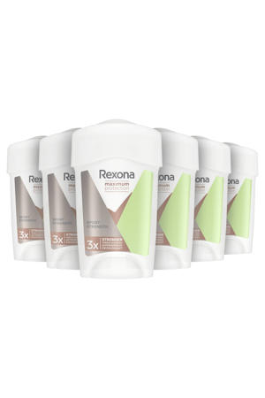 Maximum Protection Sport Strength deodorant stick - 6 x 45 ml