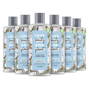 Coconut Water & Mimosa Flower Radical Refresher showergel - 6 x 500 ml