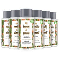 Love Beauty and Planet Shea Butter & Sandalwood Happy And Hydrated conditioner - 6 x 400 ml