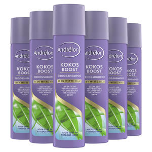 Special Kokos Boost droogshampoo - 6 x 245 ml