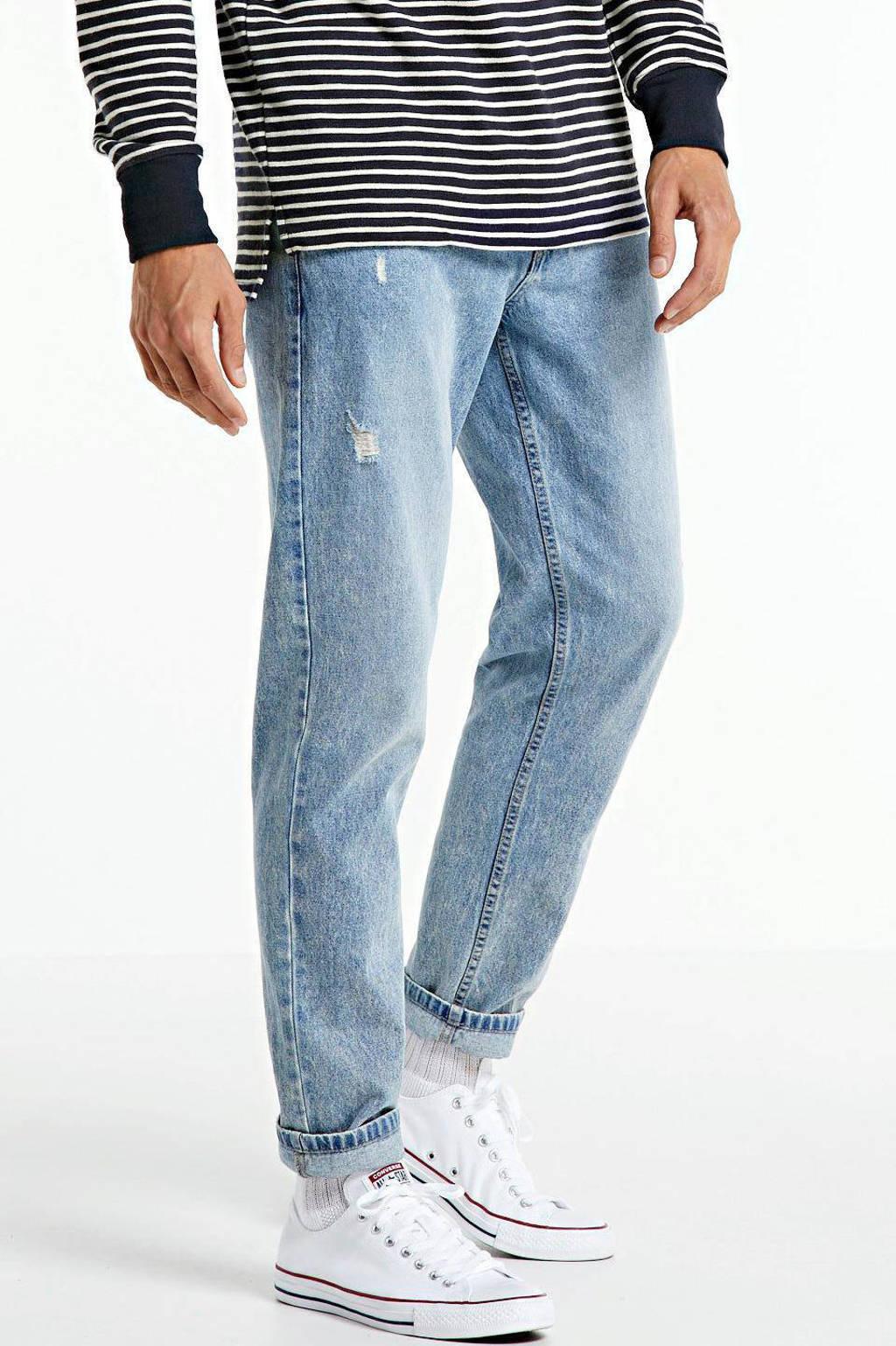 Redefined Rebel slim fit jeans light denim, Light denim