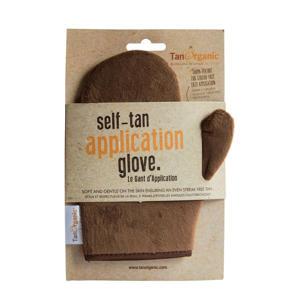 Zelfbruiner applicatie handschoen