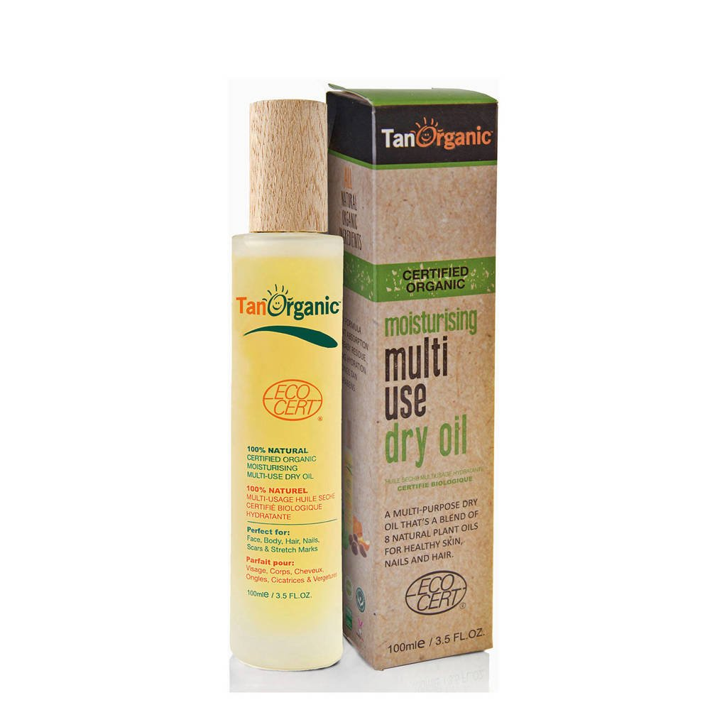 TanOrganic Multi-use Dry Oil body olie