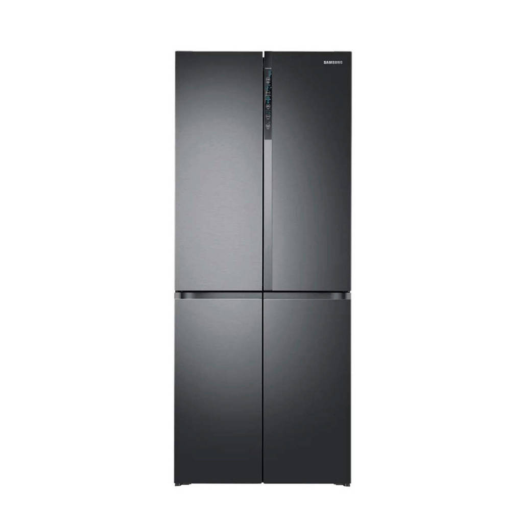 Samsung RF50K5960B1/EG amerikaanse koelkast, Zwart