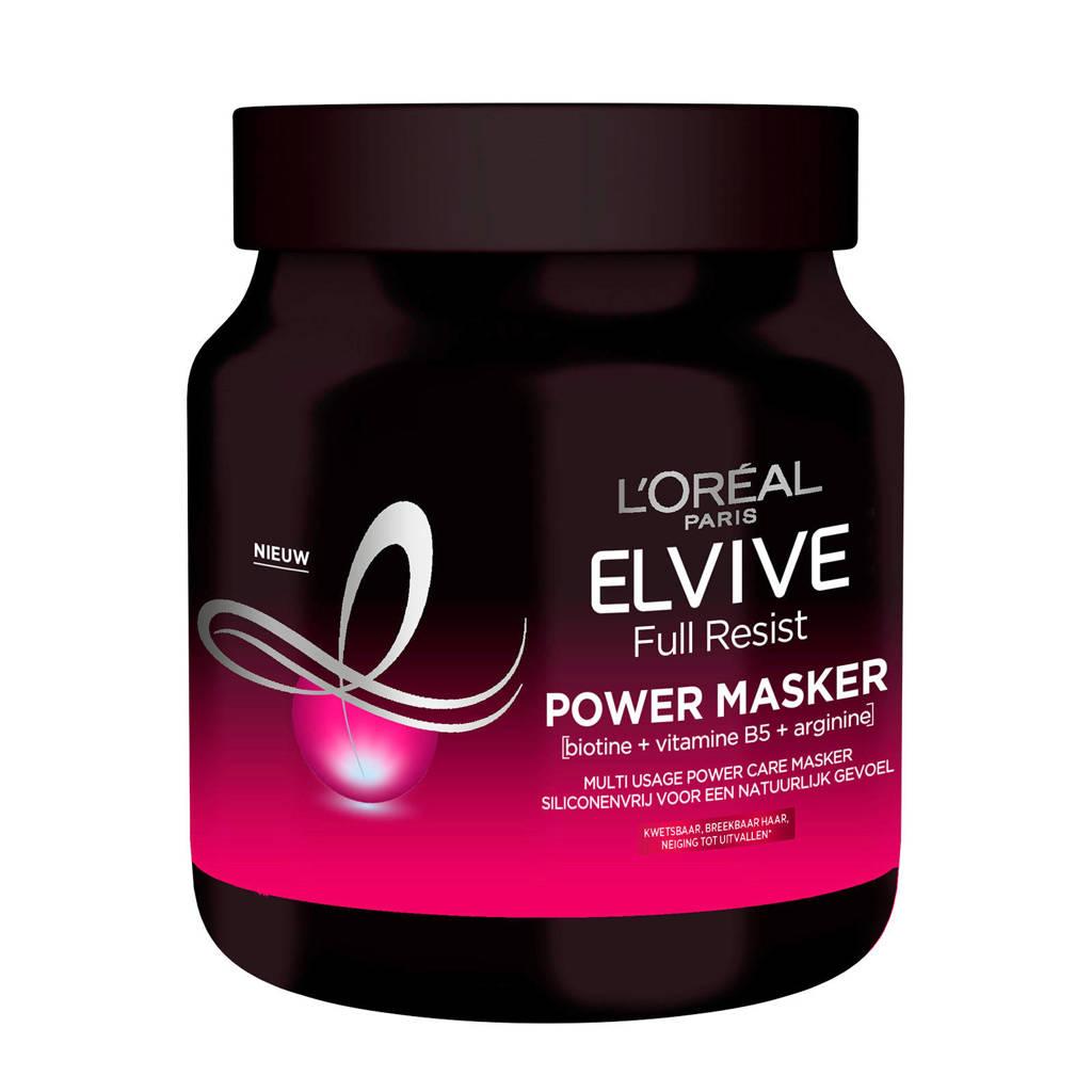 L'Oréal Paris Elvive - Full Resist Haarmasker - 680ml