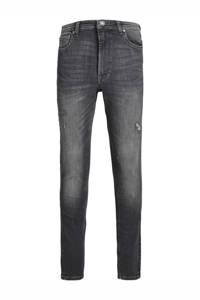 JACK & JONES JUNIOR skinny jeans Liam black denim, Black denim