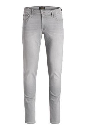 slim fit jeans Glenn grijs stonewashed