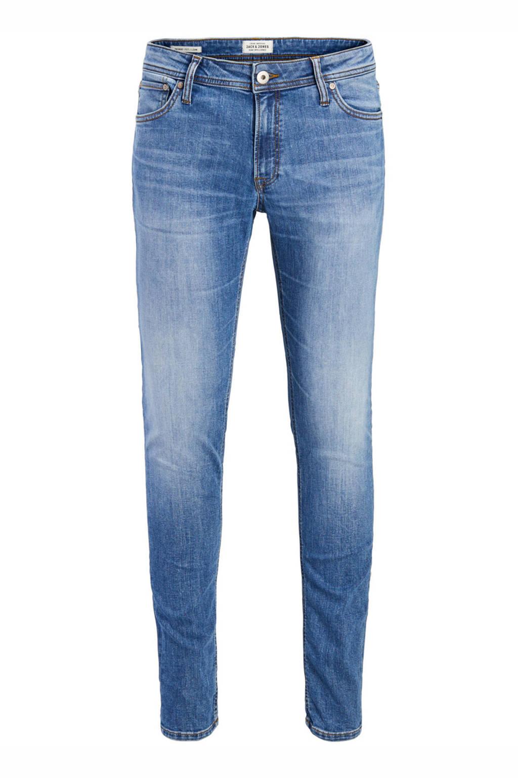 JACK & JONES JUNIOR skinny jeans Liam stonewashed, Stonewashed