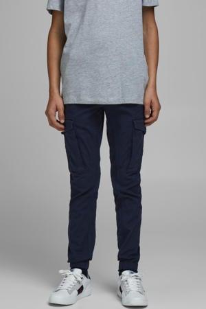broek JJIPAUL donkerblauw