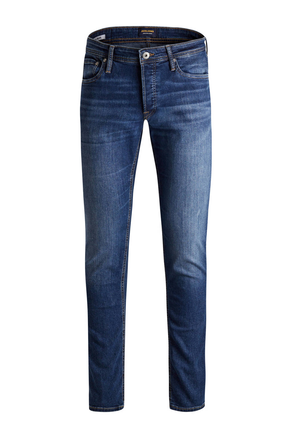 JACK & JONES JUNIOR slim fit jeans Glenn stonewashed, Stonewashed