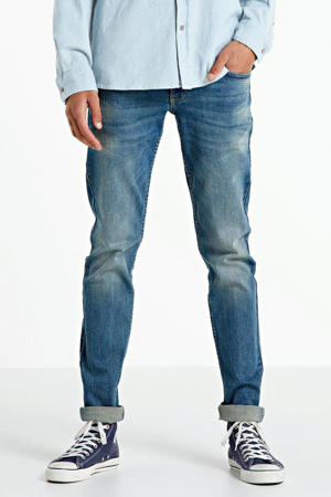 skinny jeans dusty blue