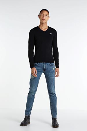 regular fit jeans Stockholm Destroy stonewashed