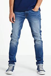 Redefined Rebel skinny jeans RRStockholm jet blue, Jet blue