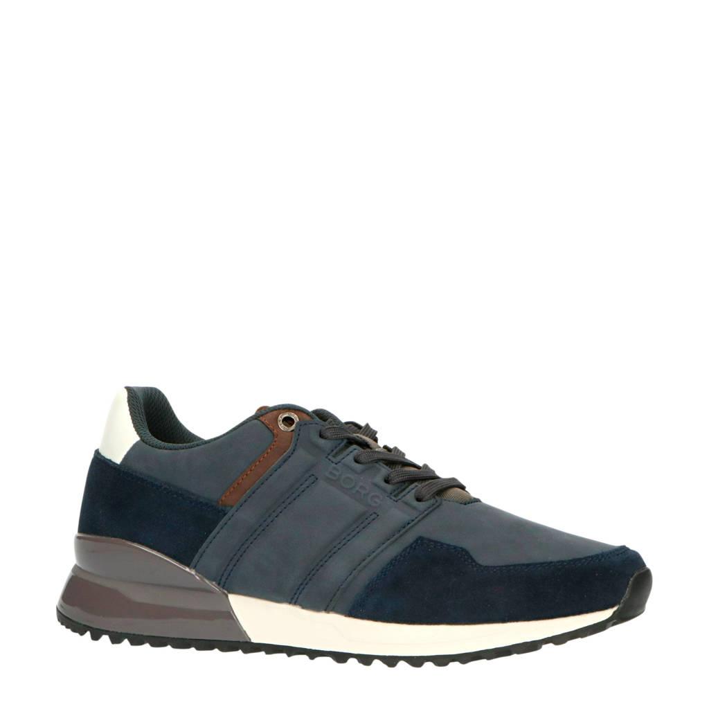 Björn Borg R230 PUL M  sneakers donkerblauw, Donkerblauw