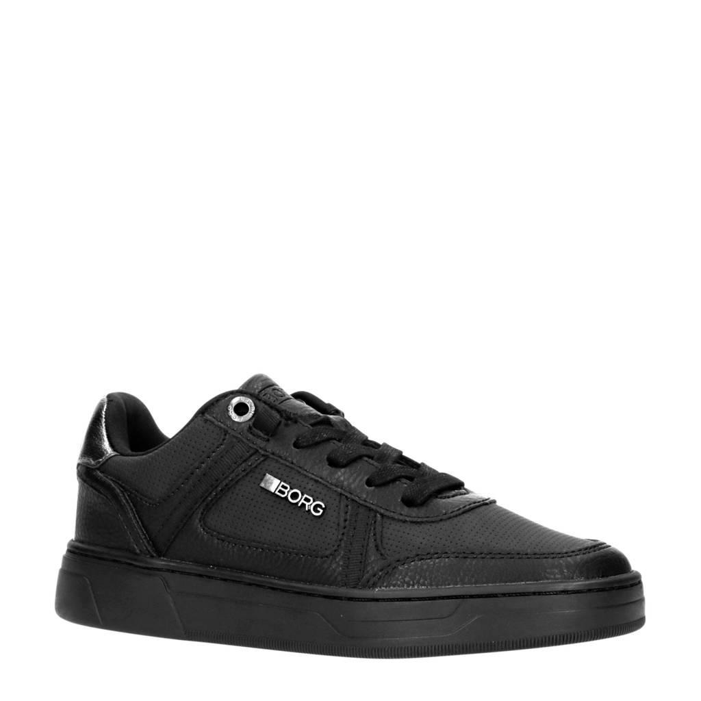 Björn Borg T1040 PNB K  sneakers zwart, Zwart