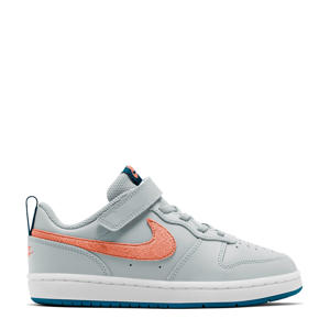 Court Borough Low 2  sneakers grijs/oranje/blauw