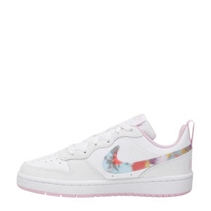 Court Borough Low 2  sneakers wit/roze