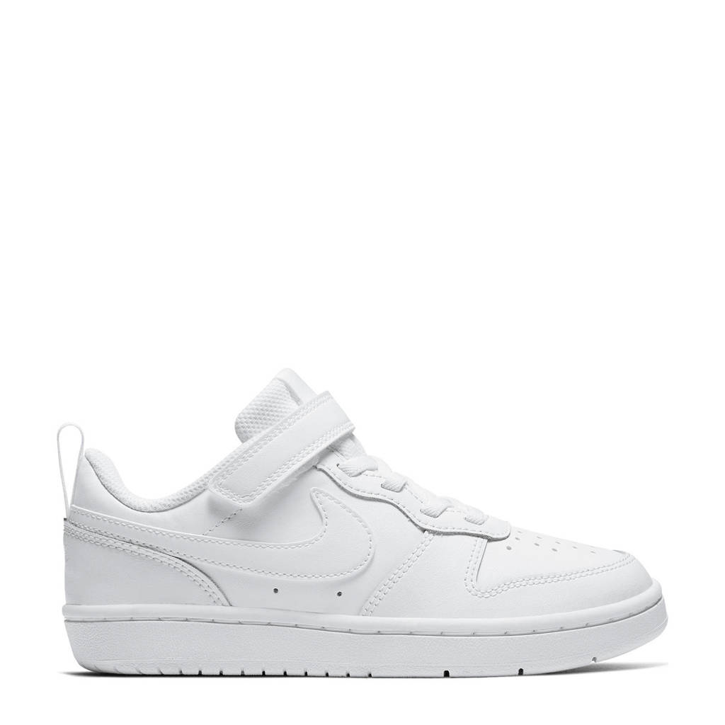 Nike Court Borough Low 2  sneakers wit, Wit