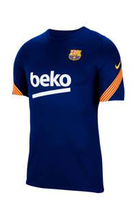 Nike Senior  voetbalshirt donkerblauw, Donkerblauw