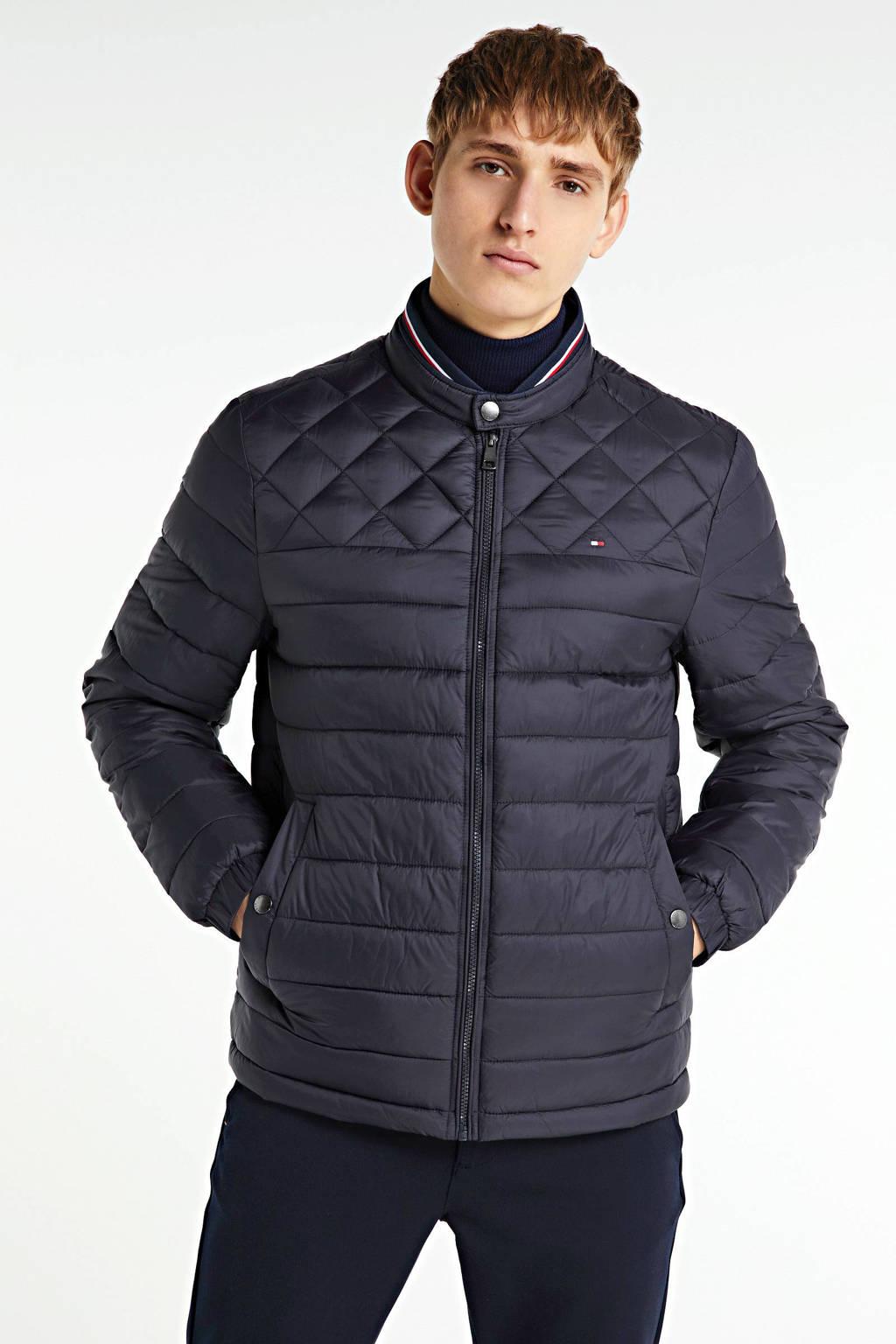 Tommy Hilfiger jas donkerblauw, Donkerblauw
