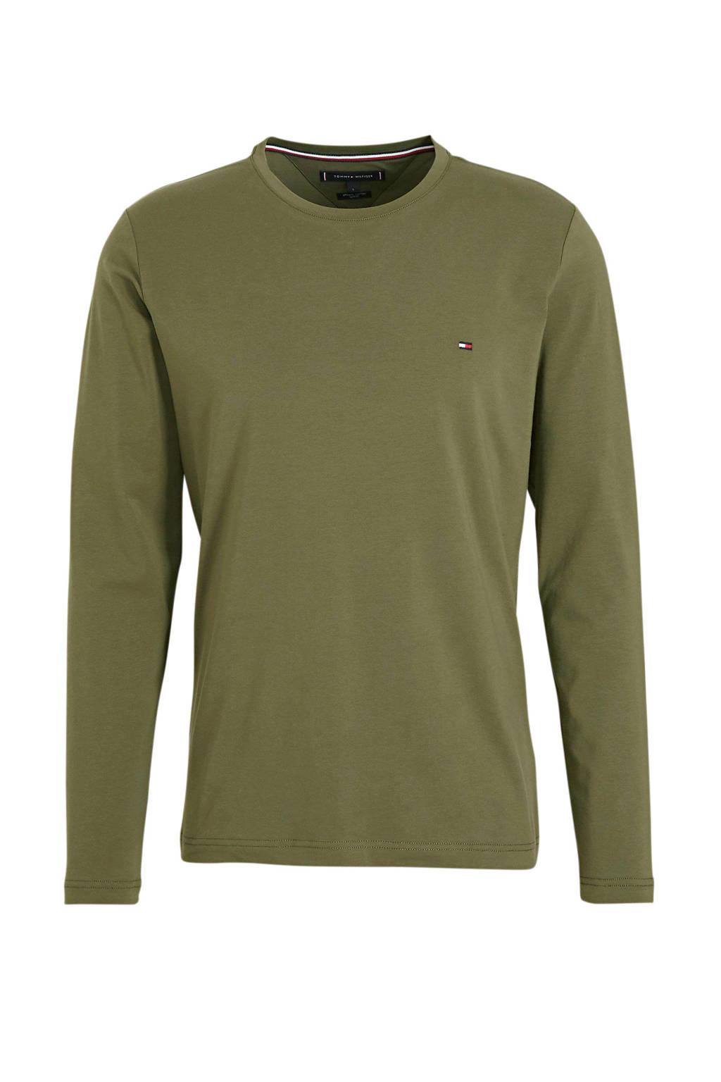 Tommy Hilfiger trui groen, Groen