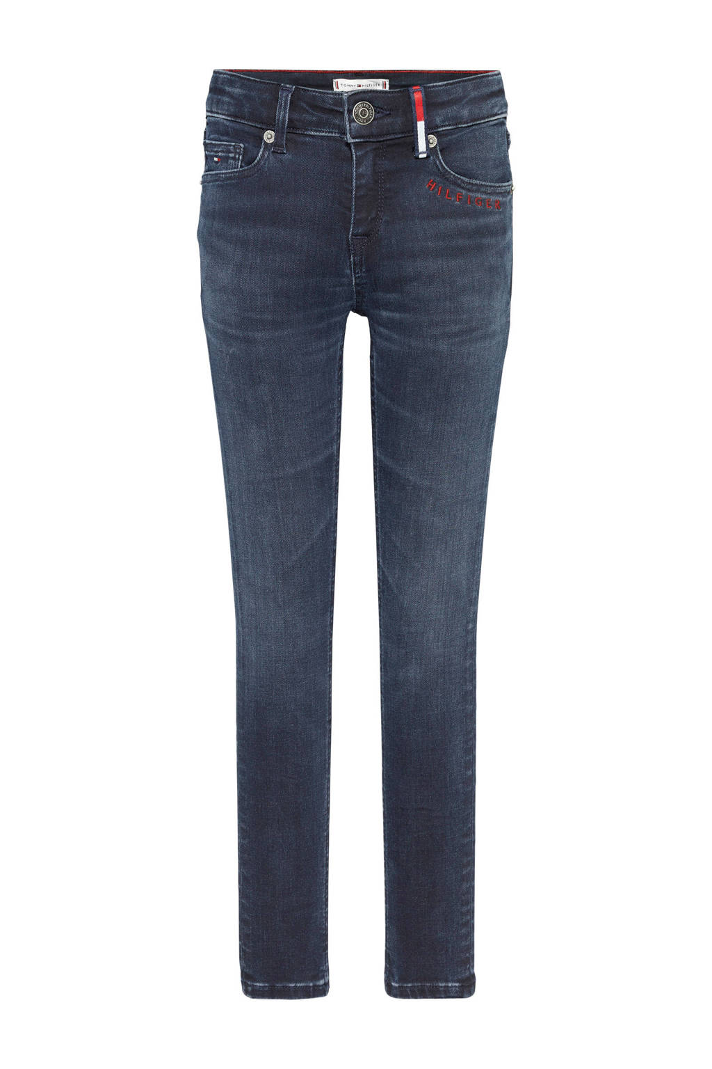 Tommy Hilfiger super skinny jeans Nora dark denim, Dark denim