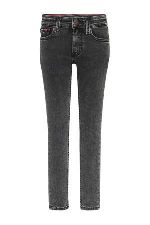 high waist skinny jeans Simon zwart