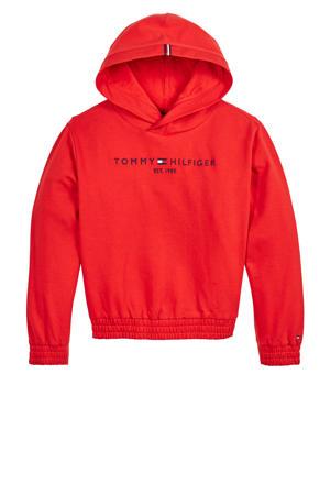 hoodie met logo rod