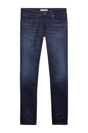 slim fit jeans Scanton dark denim