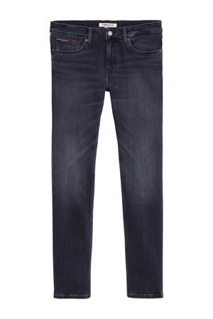 slim fit jeans Scanton donkerblauw