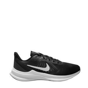Downshifter 10  hardloopschoenen zwart/wit