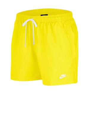 sportshort geel