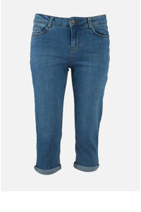 LOLALIZA slim fit capri jeans blauw, Blauw