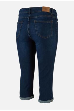 slim fit capri jeans P-MADDIE dark blue